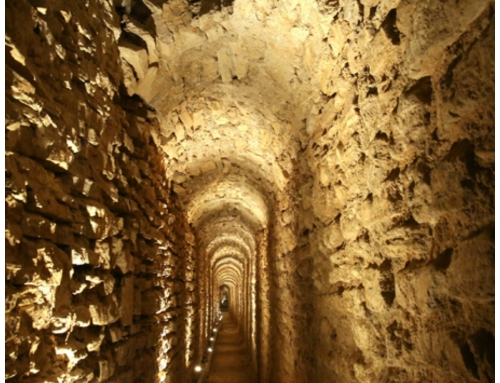The Tunnel of Eupalinos: An ancient feat