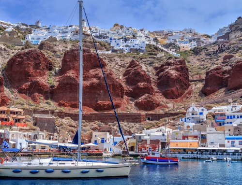 Athens Mykonos Santorini Crete